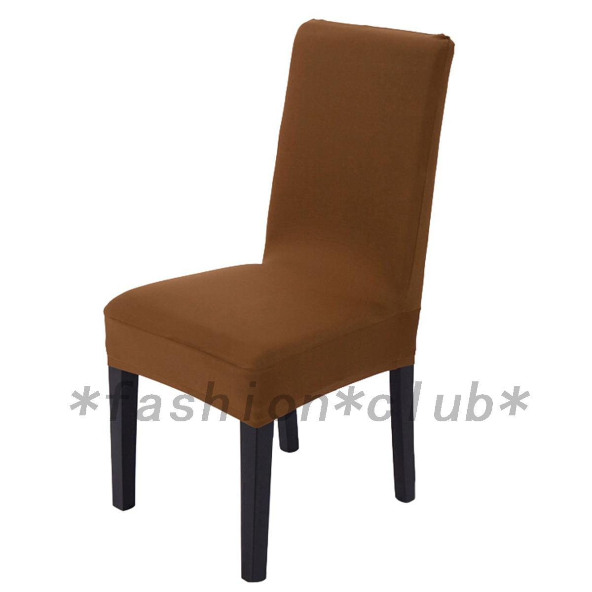 banquet chair covers ebay double rocking adirondack plans 1pcs universal stretch spandex dining room