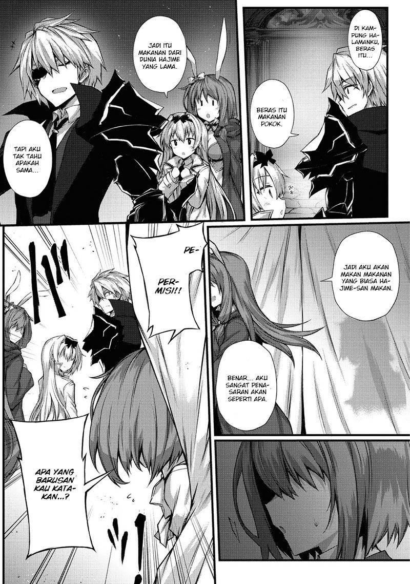 Arifureta Shokugyou de Sekai Saikyou: Chapter 29 - Page 5