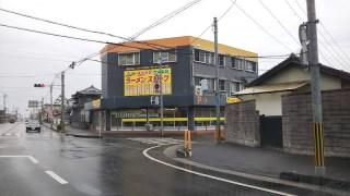 ラーメンステップ 宮崎恒久店は、店内が明るくて、床はつるつる。普通に美味しいラーメンでした♪