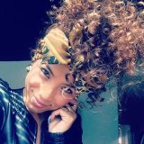 Classy Natural Curly Hairstyles 2017