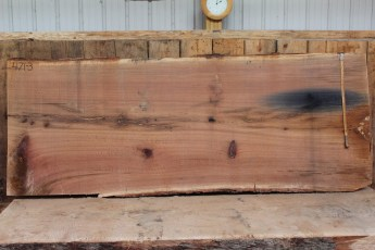 "471 White Oak -3 2 1/2 "" x 52"" x 49"" Wide x 10' Long"