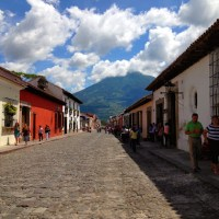 One Night (Was Enough) in Antigua, Guatemala