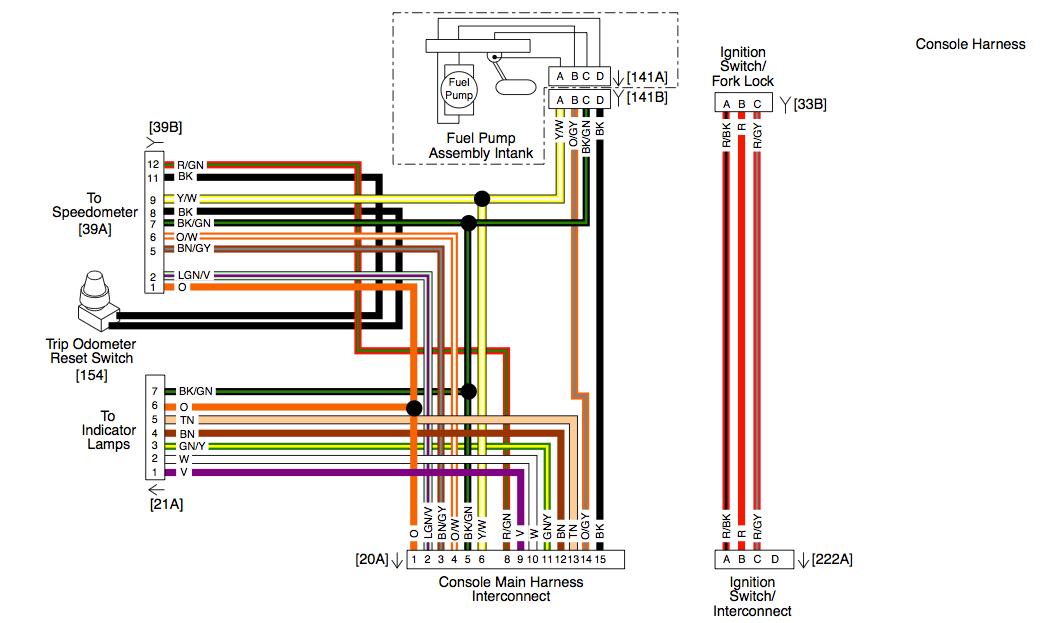 2008 harley dyna wiring diagram