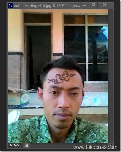 trik efek tattoo adobe photoshop tutorial