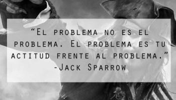 El problema no es el problema