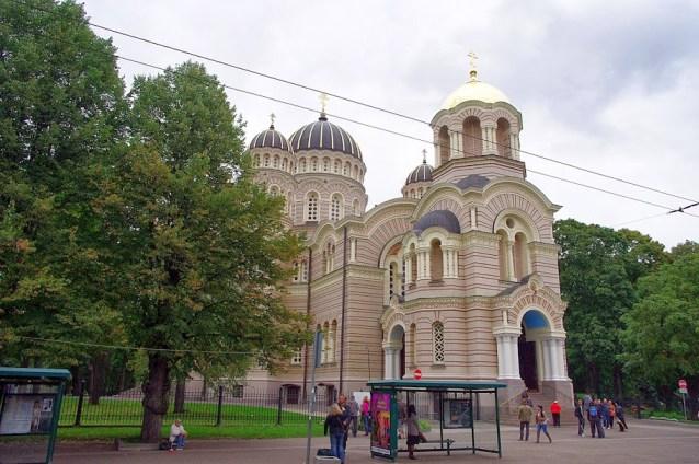 Qué ver en Riga. Catedral Ortodoxa de Riga