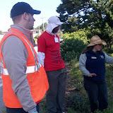 IVLP 2010 - Volunteer Work at Presidio Trust - 100_1410.JPG