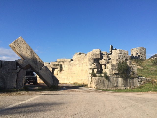 Overlanding Greece: Messinia of the Peloponnese