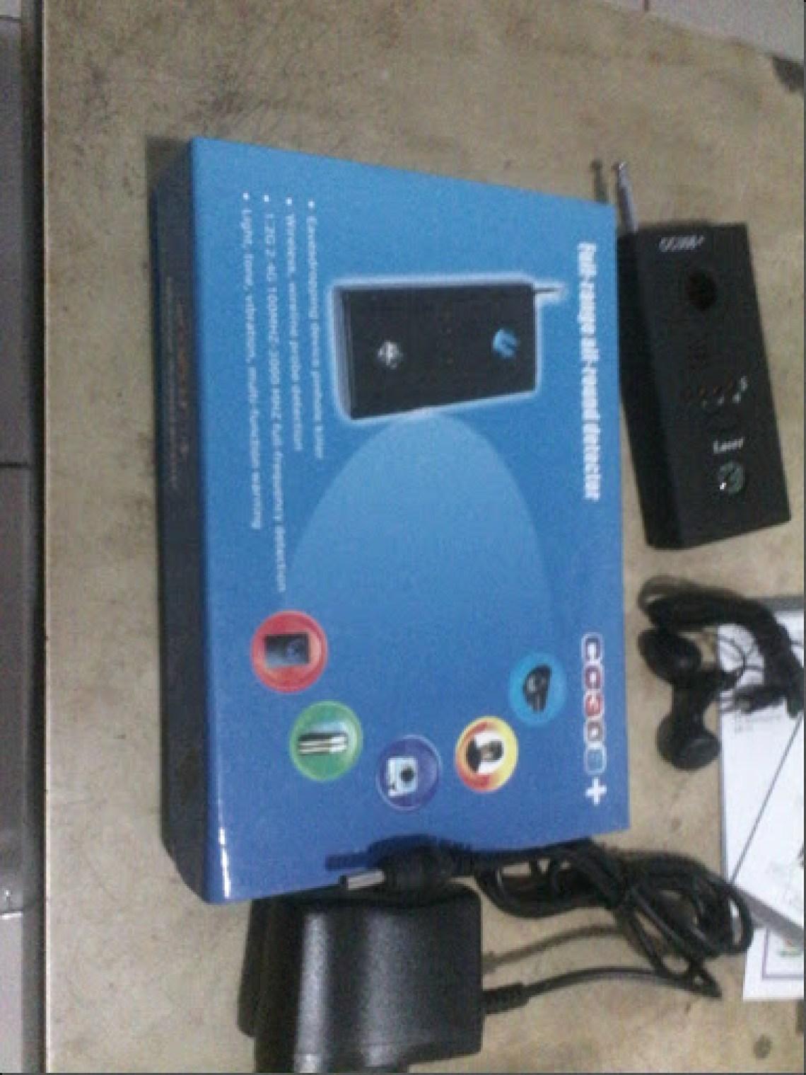 detecter sinyal wifi dan pengintai