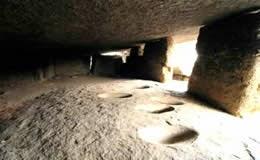 Olumo rock hide-out points