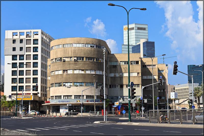 Тель Авив в фотографиях ..... и сейчас. Часть первая