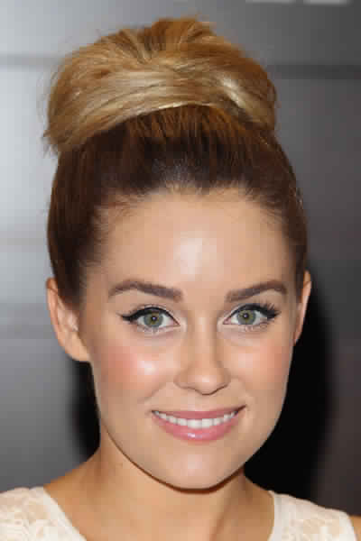 trendy and stylish with its adorable shape updo
