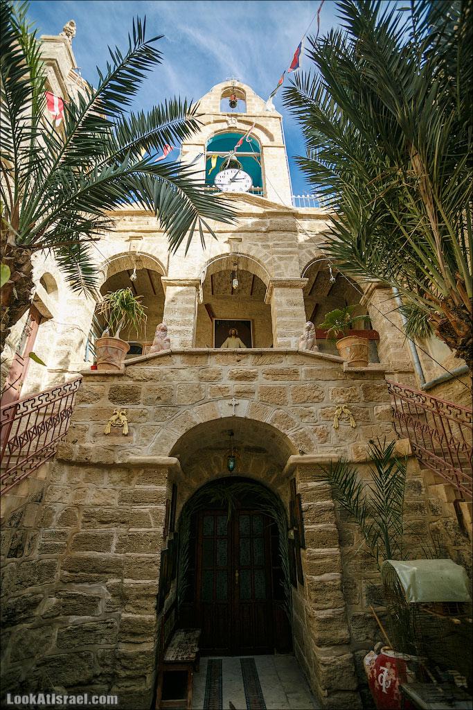 Монастырь святого Герасима   LookAtIsrael.com - Фотографии Израиля и не только...