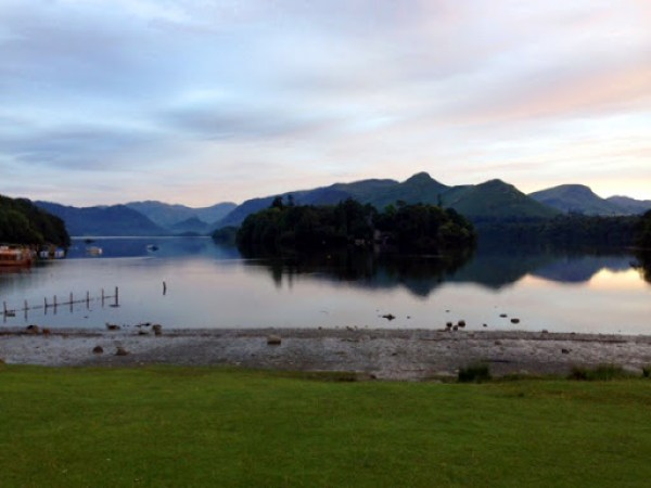 Derwent water sunset 2