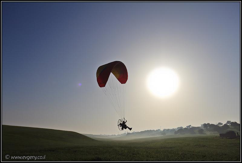 Одно фото / Израиль, Так встает солнце в Негеве