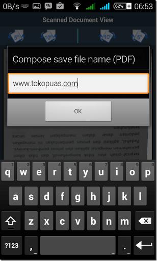 cara paling pintar melakukan scanner dokumen di android