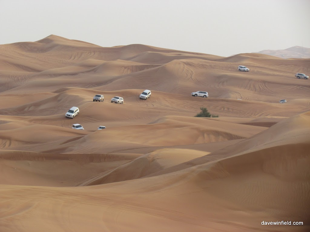 0610Dubai Desert Safari