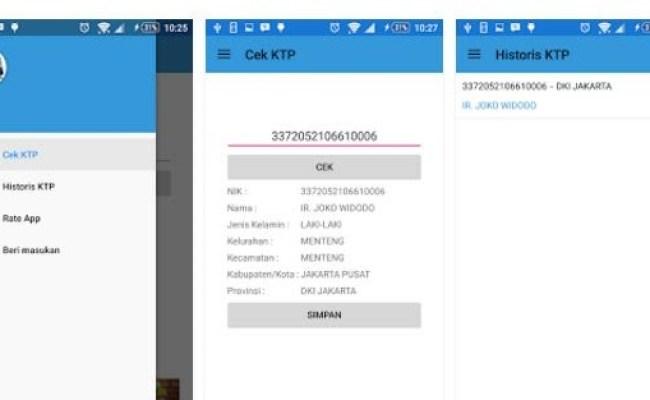 Cara Cek Status E Ktp Online Update Terbaru Cute766