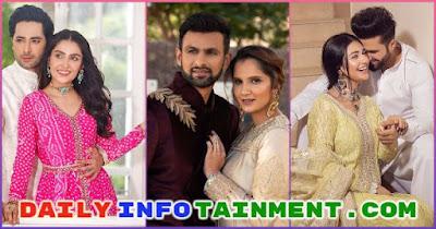 Celebrities Eid Pictures