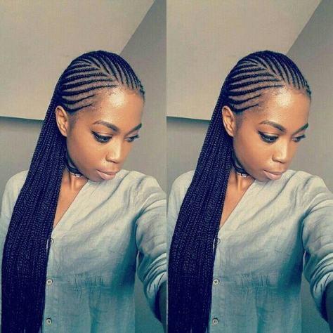 Plus Ghana Weaving Hairstyles 2019 ⋆ fashiong4