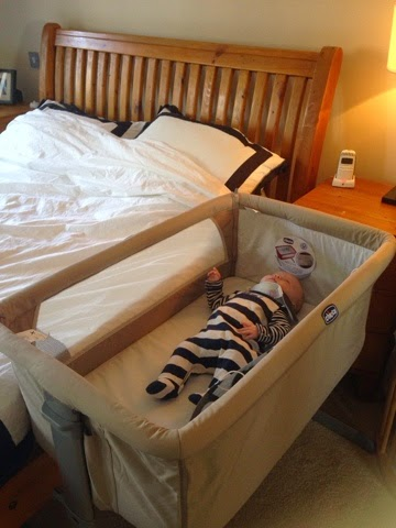 Review The Chicco Next2me Side Sleeping Crib Mummy S Zone