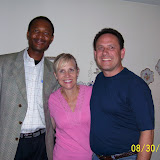 Tinshu, Jendy, Stuart (Pastor). I lived with Pastor Stuart Nice, his wife Jendy and their 3 children Kathy, Jason, ... while visiting Santa Clara area after the GSBI 2006. What a lovely family they are.