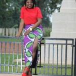 10 Latest Kitenge Dress Designs For Women