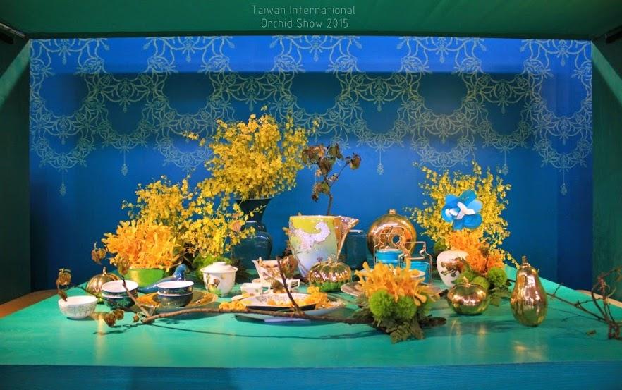 2015 台灣國際蘭花展
