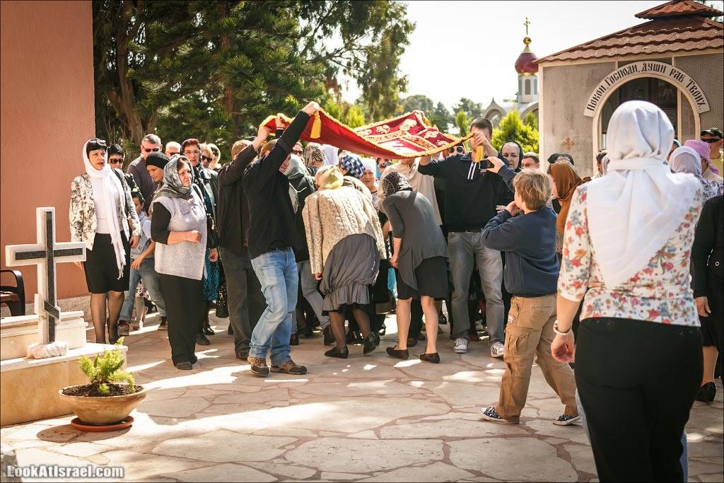 Дарение плащаницы: как это было   LookAtIsrael.com - Фотографии Израиля и не только...