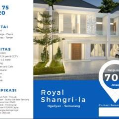 Baja Ringan Ngaliyan Royal Shangri La Semarang
