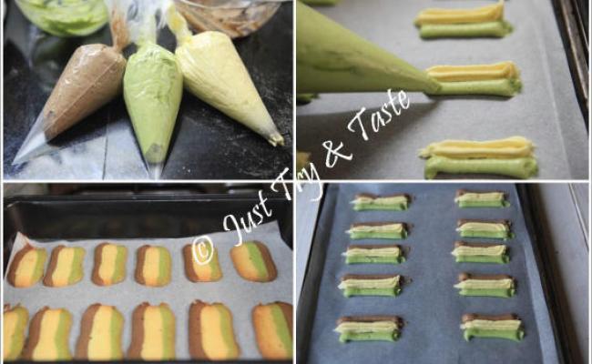 Resep Dan Cara Membuat Kue Lidah Kucing Keju Renyah Dan Lembut Cute766