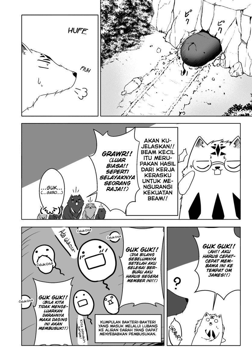 Wanwan Monogatari: Kanemochi no Inu ni Shite to wa Itta ga, Fenrir ni Shiro to wa Itte Nee!: Chapter 06 - Page 19