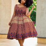 African Short Dresses 2017 2018