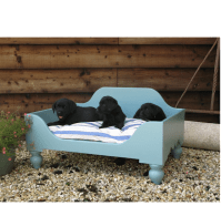 Wooden Dog Beds | Raised Wooden Dog Beds