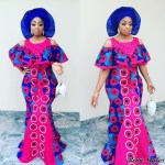 Newest Asoebi Styles of Fashion ( on fleek )