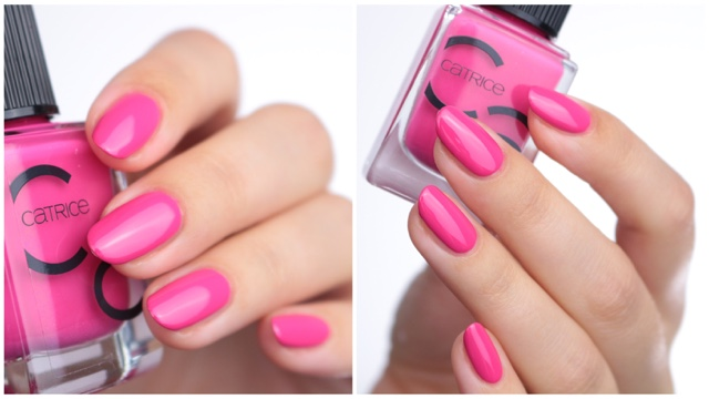 catrice iconails get your pink on