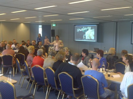 ISS training Lead1 kick-off sessie