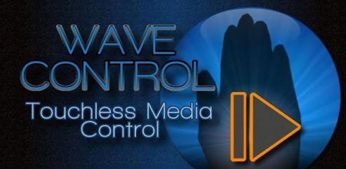Kendalikan Pemutar Musik Tanpa Sentuh dengan Wave Control