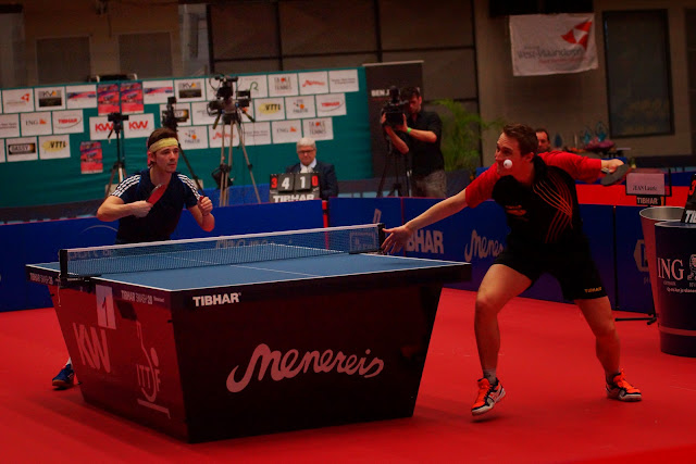 Lauric Jean vs Cédric Nuytinck