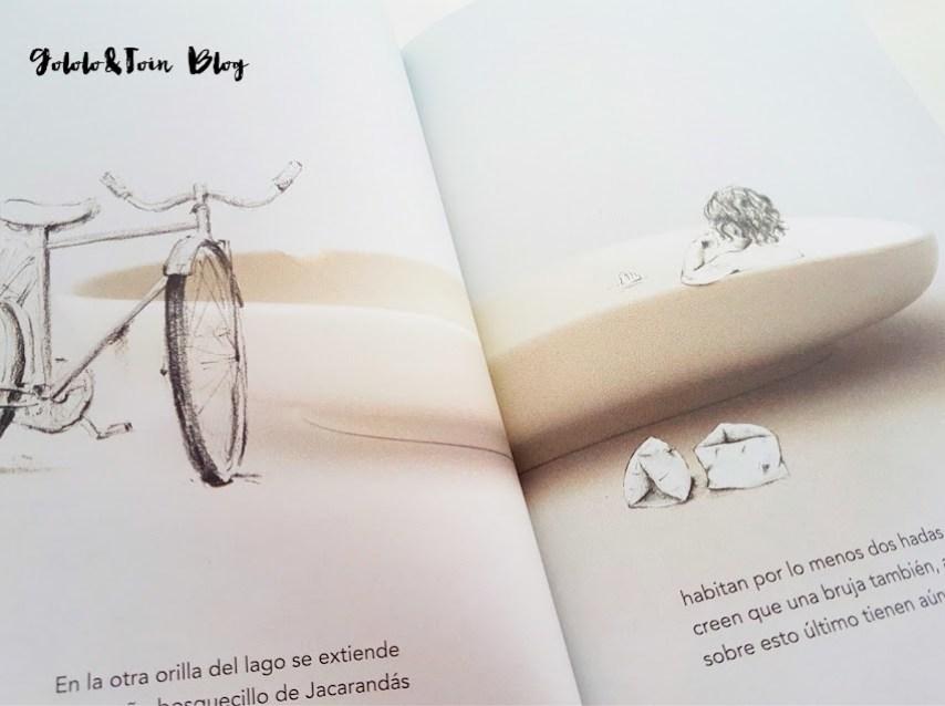 literatura infantil La Caja de Helena de la editorial Tramuntana