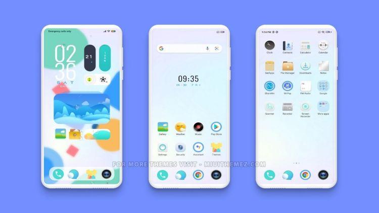 [HERUNTERLADEN] :  Klassisches Betriebssystem MIUI Theme |  Wunderschön gestaltetes Thema für Xiaomi-Telefone