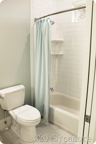 guest bathroom paint color