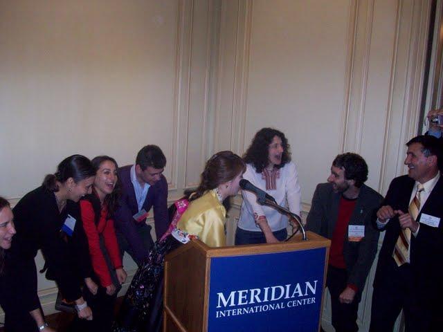 IVLP 2010 - Visit to Meridian International - 100_0401.JPG