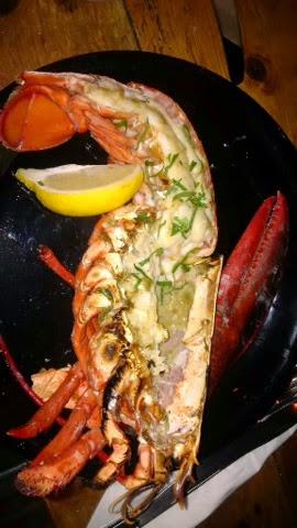 Half Lobster at Mussel Men