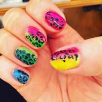 awesome gel nail designs for summer 2016 - style you 7