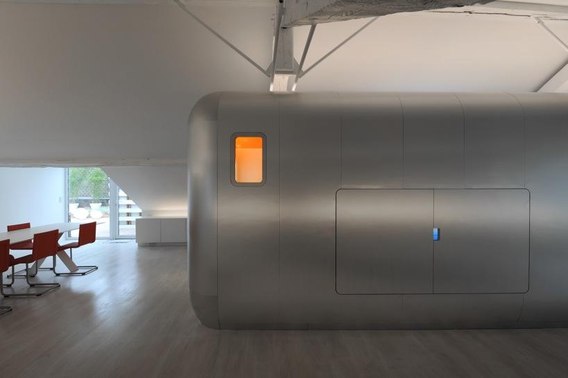*比利時Liège的時空閣樓:Daniel Dethier柔美的衝突設計! 1