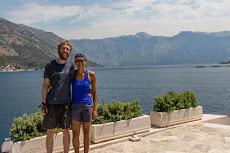 Start of the Bay of Kotor