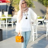 latest hijab styles 2016 for women