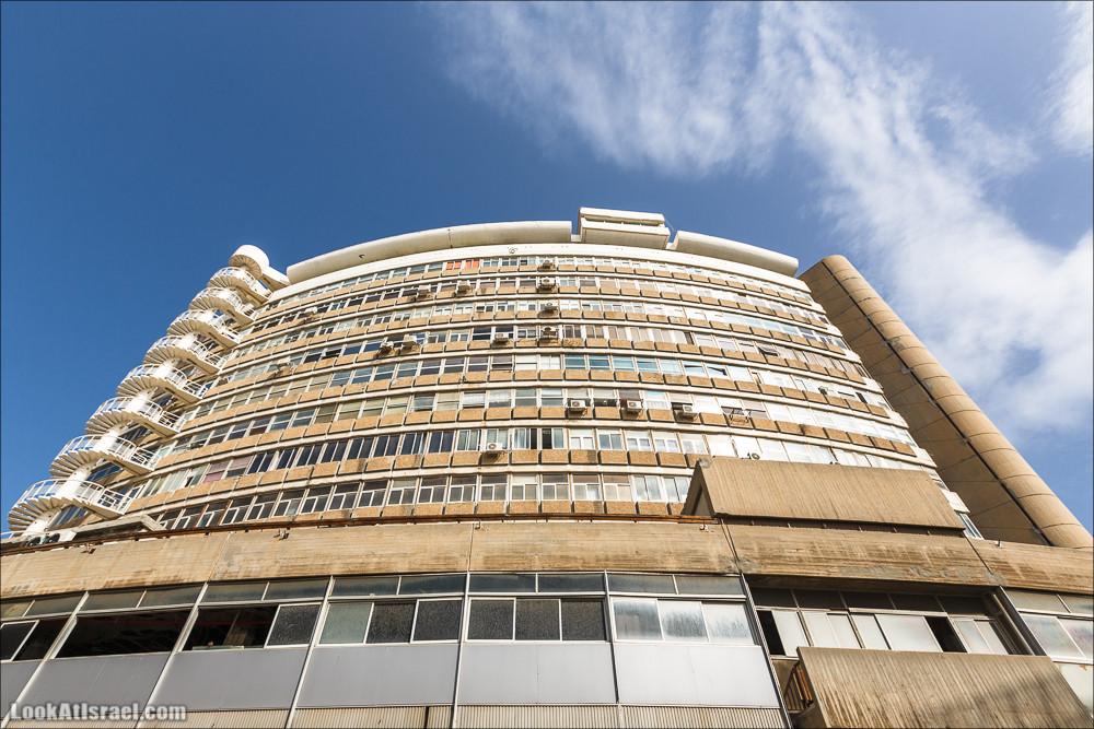 Бейт Эль-Аль первое офисное здание Тель Авива | Beit El Al fist offices building in Tel Aviv | בית אל על בניין משרדים ראשון בתל אביב | LookAtIsrael.com - Фото путешествия по Израилю