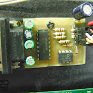 rs232 lvttl ttl communications board.JPG